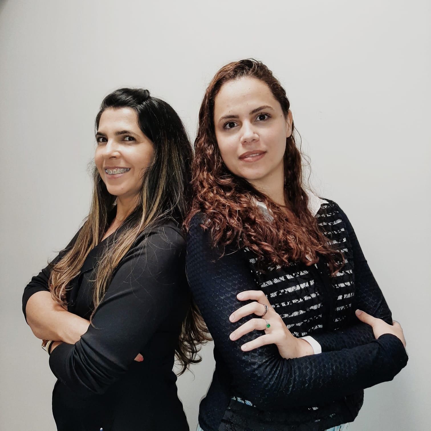 Cinthia e Jessica